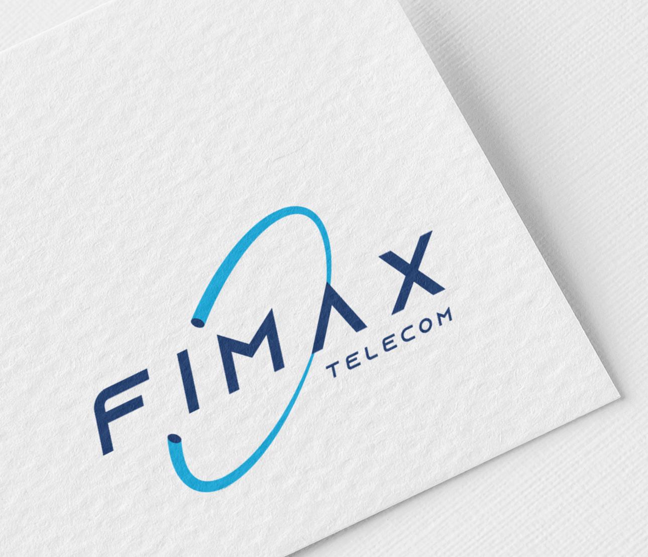 fimax telecom logotipo