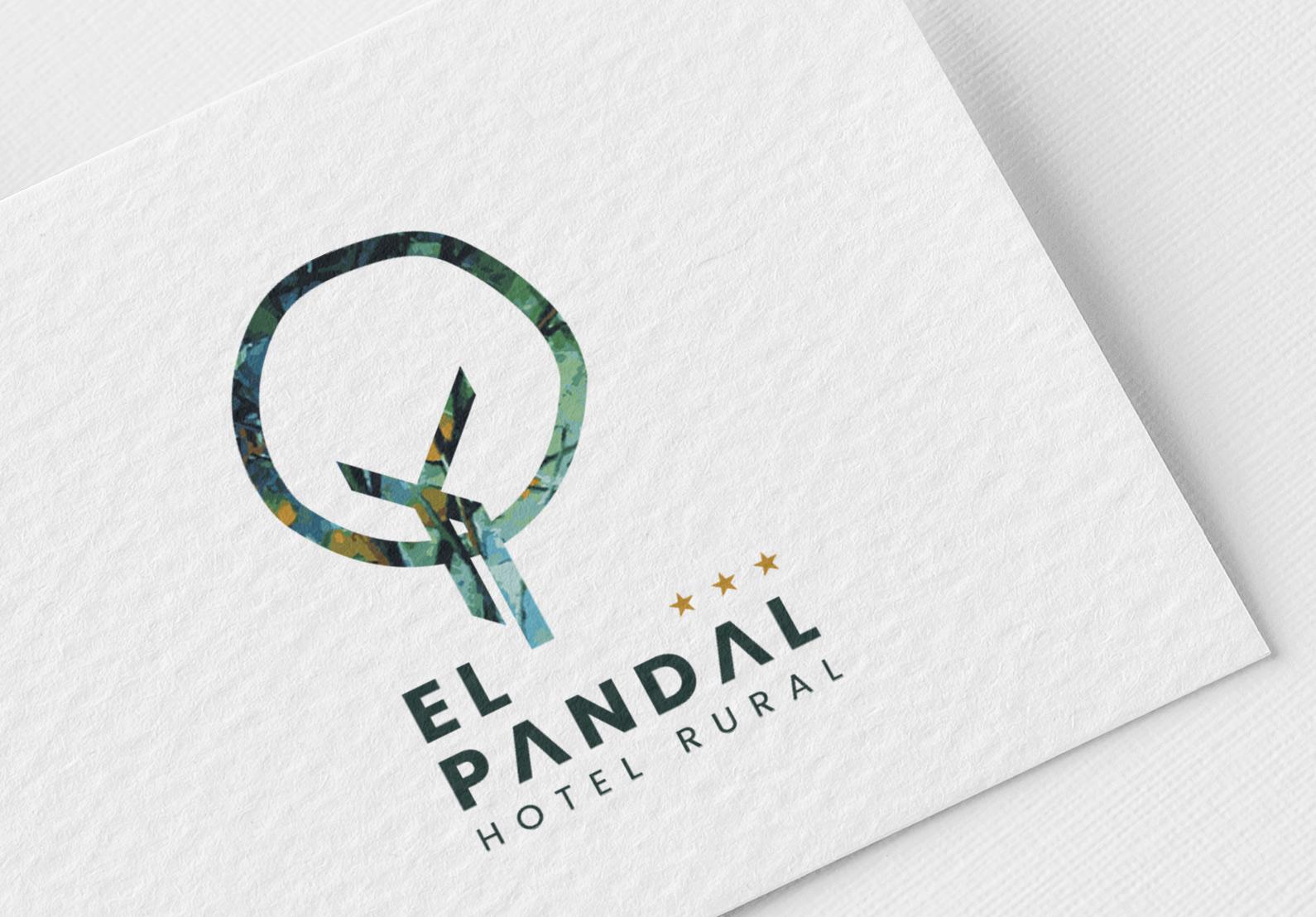 Logotipo Hotel rural El Pandal